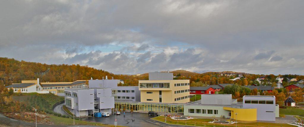 BRUS-bygget (Barne-og ungdomspsykiatrisk Avdeling)
