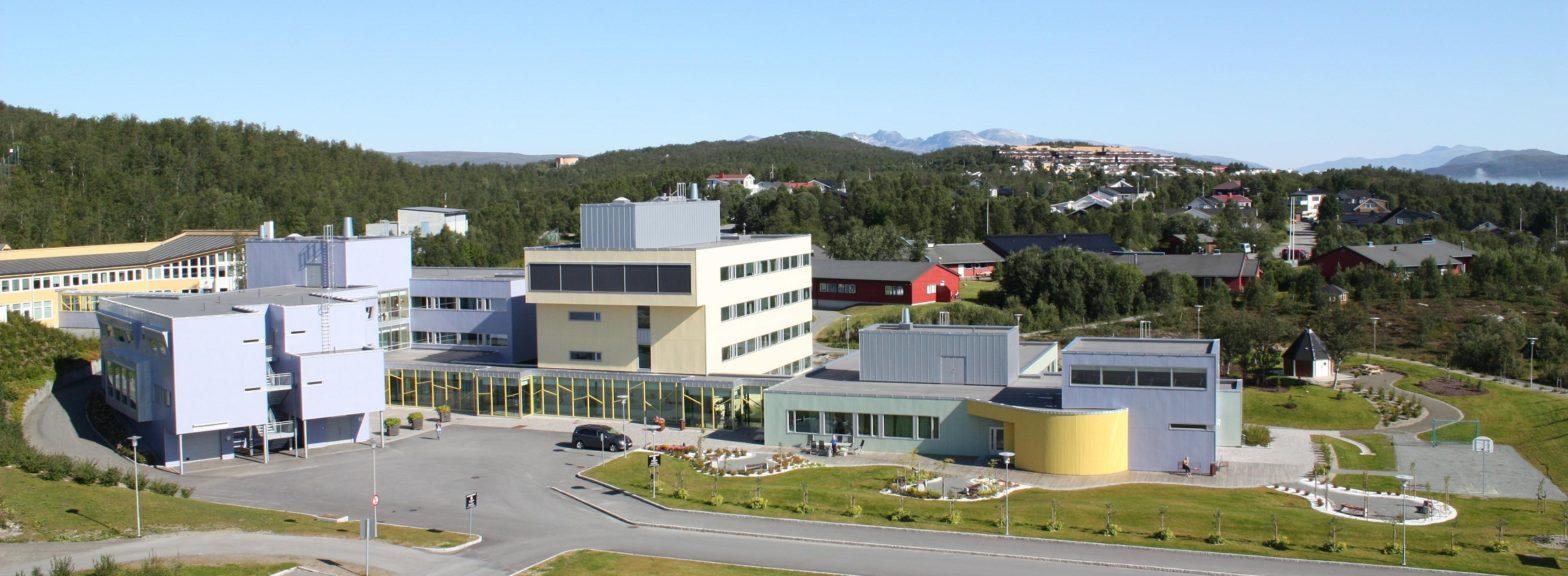 Barne- og ungdomspsykiatrisk avdelign ved Universitetssykehuset Nord-Norge